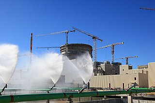 Belarus grid-connects its first nuclear unit