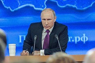 Putin: Rusko může po schválení plynovodu Nord Stream 2 okamžitě zvýšit dodávky